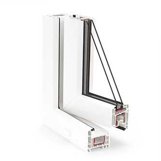 Brilliant Design - Rehau Fensterprofil